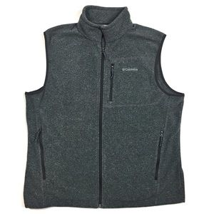 Columbia XL Men's Fleece Vest